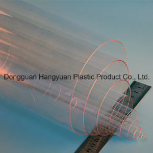 Clear Plastic Pipe for Packaging pictures & photos