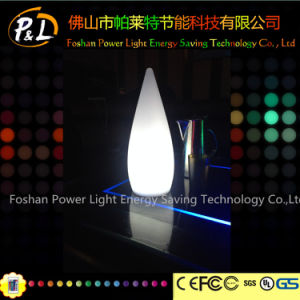 Rechargeable Wireless LED Small Water Drop Table Lamp pictures & photos