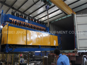 Make Building Panel Reinforcing Steel Mesh Welding Machine pictures & photos