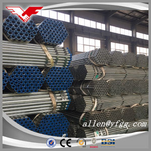 Construction Used Zinc Coated Hot Dipped Galvanized Steel Pipes Manufacturer pictures & photos