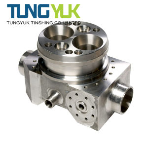 Customized High Precision CNC Machining Parts for Machinery Equipment pictures & photos