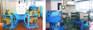 High-Speed Rubber Electric Wire & Cable Continuous Vulcanization Extruder Machine pictures & photos