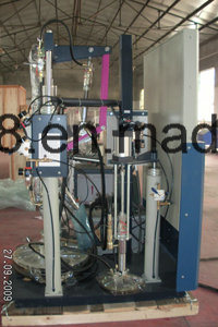 Two Component Sealant Pump Extruder Machine Insulating Glass Sealing Machine pictures & photos