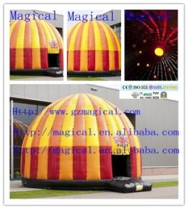 Bouncy Castle Bounce House Inflatable Disco Dome for Sale (DIS-10) pictures & photos