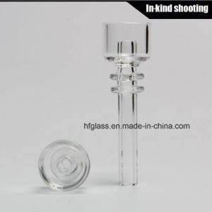in Stock Domeless Quartz Nail 14mm 18mm 14.4mm 18.8mm Shisha Smoking Accessories Hookah Heady Tobacco Wholesaler Factory pictures & photos