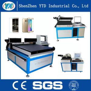 High Speed Precision Glass Plate Cutting Machine pictures & photos