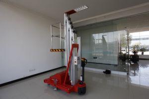 6-9m Single Mast Aluminum Aerial Work Platformwith CE Certificate pictures & photos