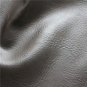 Trustworthy Oil Waxy Leather for Sofa Dongguan Supplier (688#) pictures & photos