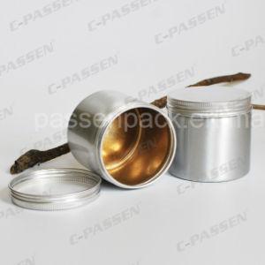 200ml Aluminum Jar for Tea Leaf Packaging (PPC-AC-040) pictures & photos