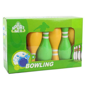 En71 Approval Sport Toys PE Material 22cm Bowling Ball for Children (10183968) pictures & photos