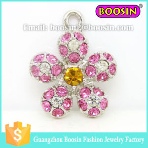 10mm Tiny Charm/ Golden Plated Metal Small Charm / Mini Lock and Key Charm #16966 pictures & photos