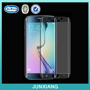 High Quality Cell Phone Case Clear Glass Screen Protector for Samsung S6 Egde pictures & photos