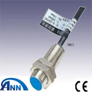 Sm12 10mm NPN No Nc PNP No Nc 6V-36VDC 3 Wires Hall Proximity Sensor Switch pictures & photos