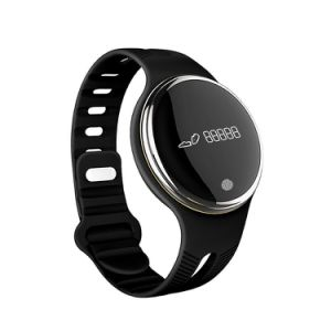 Waterproof IP67 Smart Wristband E07 Bluetooth 4.0 Sports Tracks Monitor Smart Bracelet Smartwatch pictures & photos
