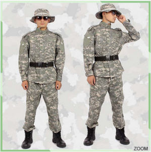 American Military/Army Acu Field Combat Multicam Security Uniform pictures & photos