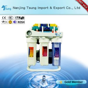 50gpd RO Water Purifier with Gauge pictures & photos