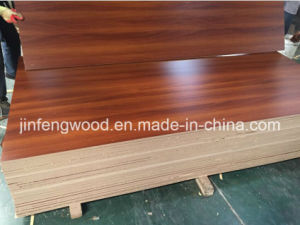 15mm Thickness Palin MDF/ Melamine MDF/ UV Coated MDF/ PVC MDF pictures & photos