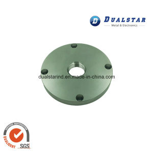 Precise Stainless Steel Flange Bracket for Furniture Hardware pictures & photos