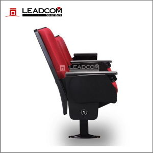 Leadcom Auditorium Chair Seating with Writing Tablet Ls-13601nc pictures & photos