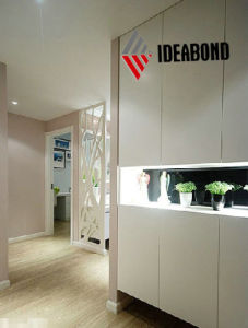 Ideabond 4mm Thickness Durable Waterproof New Material Facade From China pictures & photos