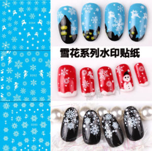Christmas Nail Sticker Art Nail pictures & photos