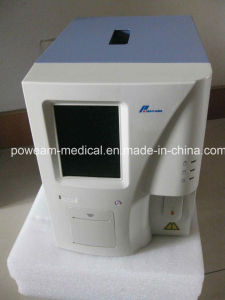 Hospital Clinic Full Auto Cbc Blood Cell Counter Haematology Analyzer (WHY6280) pictures & photos