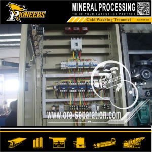 Wholesale Placer Gold Screen Mining Equipment Mobile Gold Ore Mining Machines pictures & photos