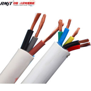 Class 5 Copper Wire 3and 5 Cores Flexible Electrical Cable pictures & photos