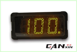 "[Ganxin] 5"" Digital LED Count up Timer Electric Countdown Timer pictures & photos"