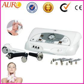 Cold Hot Hammer 3 in 1 Facial Peeling Microdermabrasion Machine pictures & photos