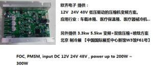 Inverter Heat Pump Controller pictures & photos