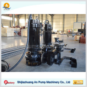 Wear Resistant and Corrosion 380V Portable Submersible Sand Dredging Pump pictures & photos