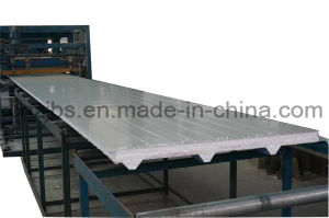 Cold Room Used EPS Foam Sandwich Panel pictures & photos