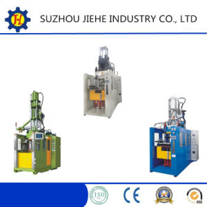 Vertical Rubber Injection Molding Machinery for Rubber Bushes pictures & photos