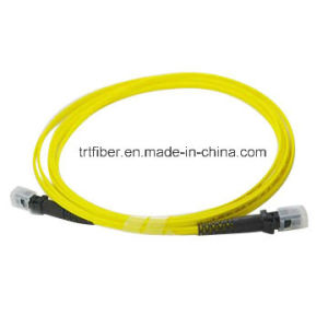 MTRJ-MTRJ Duplex Single Mode Fiber-Optic Patch Cord pictures & photos