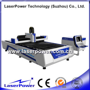 2mm Stainless Steel CNC Fiber Laser Cutting Machine (LP-FLC3015-500)