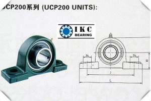 Ikc Insert Bearing Unit, Bearing Housing, Pillow Block Bearing Ucp204 Ucp205 Ucp206 Ucp207 Ucp208 Ucp209 Ucp210 Ucp211 Ucp212 Ucp213 Ucp214 Ucp215 pictures & photos