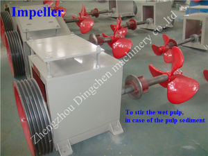 Agitator for Pulp Making Line in Paper Machine pictures & photos