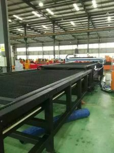 Ipg 1000W Fiber Metal Cutting Machine pictures & photos