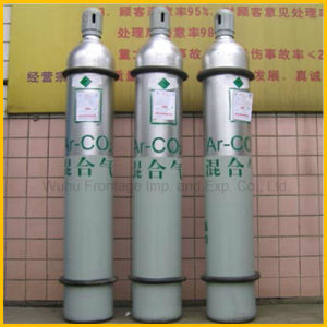 Competitive Price Gas Cylinder Mixture Gas CO2+Ar pictures & photos