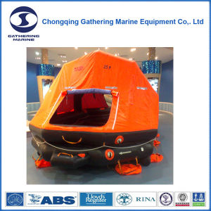 25 Man Solas Inflatable Liferafts / Life Raft / Inflatable Rafts pictures & photos