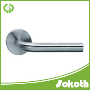 Ss Stainless Steel 201/304/316 Lever Door Handle/ Door Lock 1 pictures & photos