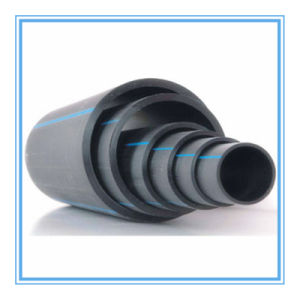 Custom Design HDPE Pipe, Plastic HDPE Pipe Fitting pictures & photos