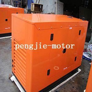Diesel Generator Set Type Cummin Silent Diesel Generator