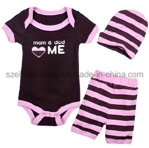 Fashion Designer Kids Clothes Set (ELTROJ-211) pictures & photos