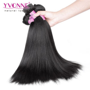Hot Sell Straight Virgin Remy Brazilian Hair Human Hair Extension pictures & photos