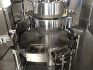 Pharmaceutical Manufactur Latest Technology 0 Capsule Filling Machine pictures & photos