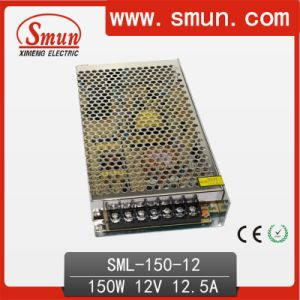150W 12VDC 12A LED Lighting Designed Driver Power Supply pictures & photos