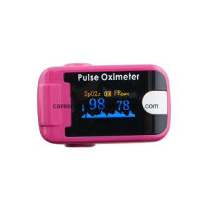 Ce Approved Color OLED Fingertip Pulse Oximeter (RPO-8B7) -Fanny pictures & photos