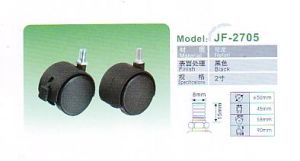 Jf-2705 Cupboard Hardware Sliding Door Wheel Truckle Series pictures & photos